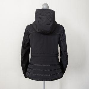 Lululemon Peplum Flared Waist Puffer Jacket